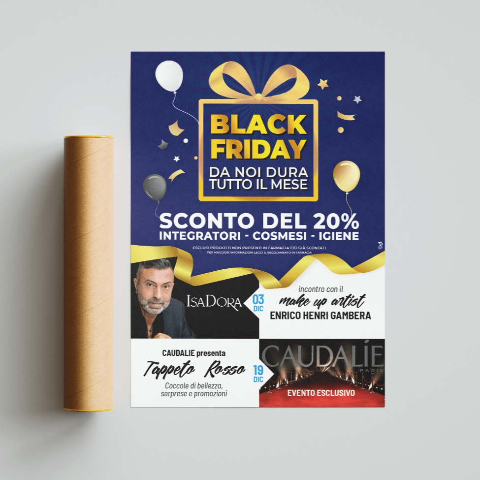 Black Friday Farmacia